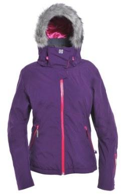 veste de ski roxy violette