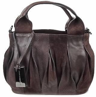 sac coccinelle marron