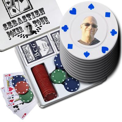 poker personnalise