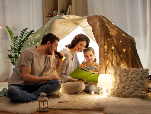 lire avec son enfant
